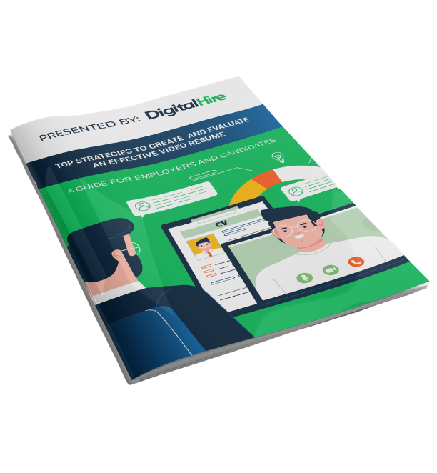DigitalHire E-Guide Video Resumes Learning Centre